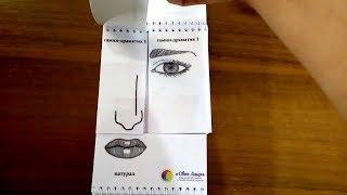 конструктор лица - инструмент для стилистов. Как определить стилевой типаж по Ларсон-Кибби