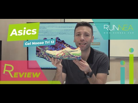 ASICS Gel Noosa Tri 12 Review: La zapatilla para triatlón definitiva