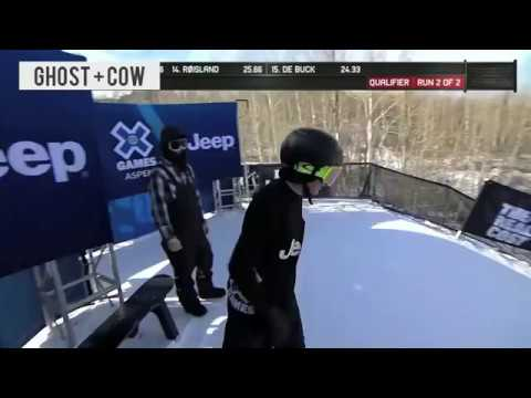 2018 FART WINTER OLYMPICS - RED GERARD WINS GOLD IN THE SLOPPYSTYLE EVENT