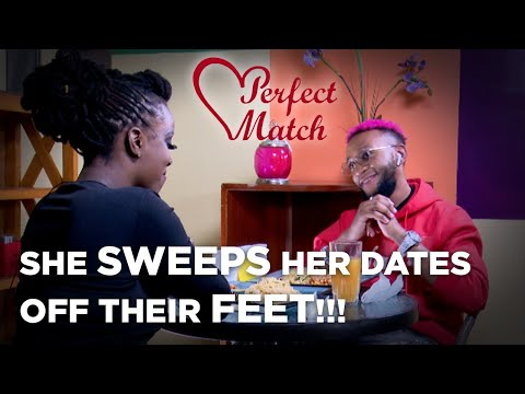 Ameweza! Lady Sweeps Her Dates Off Their Feet(Part 1)