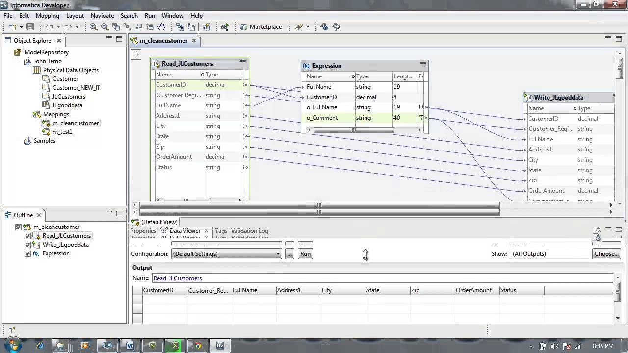 PowerCenter Express from Informatica - YouTube