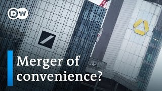 Analysis: Can a merger save Germany's Deutsche Bank and Commerzbank? | DW Business