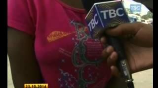 MSICHANA ATEKWA KINONDONI DAR ES SALAAM | HABARI TBC1