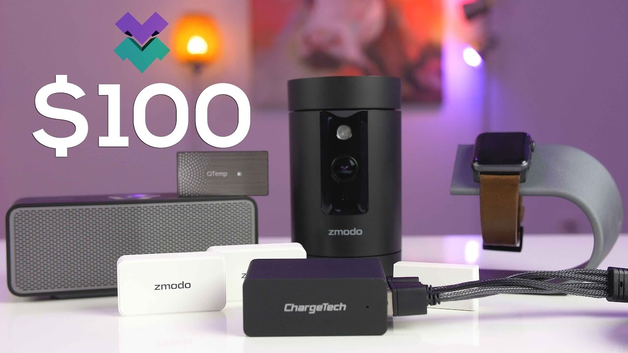Cool Tech Gifts Under 100