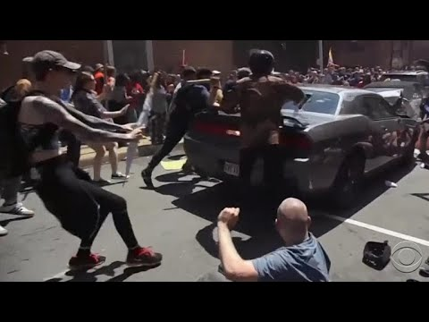 Charlottesville Car Attack Suspect Denied Bail In First Court Appearance