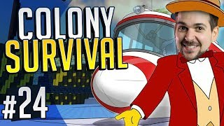 MONORAIL | Colony Survival #24