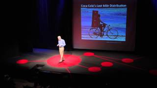 Getting medicines to the middle of nowhere | Chris Wright | TEDxTacoma
