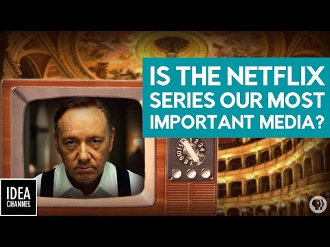 Are Netflix Series Our Most Important Media?