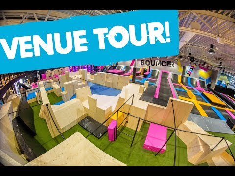 BOUNCE MALMÖ TOUR | BOUNCE Sweden