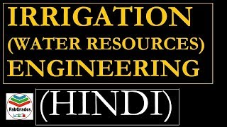 Saline land Reclamation | Irrigation Engineering in Hindi | Water Resources | GATE ESE IES SSC JE