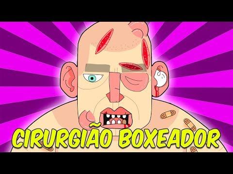 MÉDICO DE BOXEADOR! | Boxing Surgery Simulator 2000