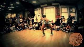 Rasim vs Masha I-Town | HipHop | FunBox VIII