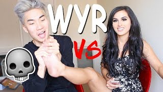 SSSniperwolf Roasted My Friends (FT. Alissa Violet & Sommer Ray) by RiceGum Reaction!