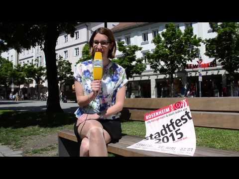 Stadtfest Rosenheim