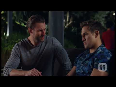 [Neighbours] 7766 Aaron & Rory Scene