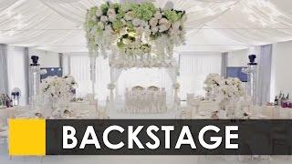 Backstage для агентства Идеальная Свадьба (Киев) 2014