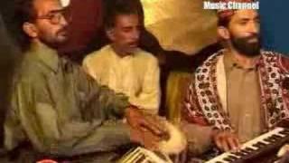 Wazir Ali Shah sings Hazrat Sardar Sayed Ahmed Shah