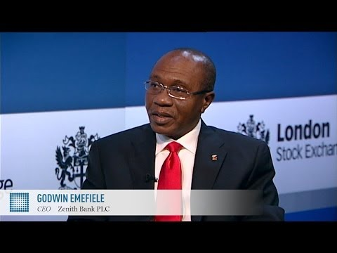 Godwin Emefiele on corporate governance | Zenith Bank | World Finance Videos