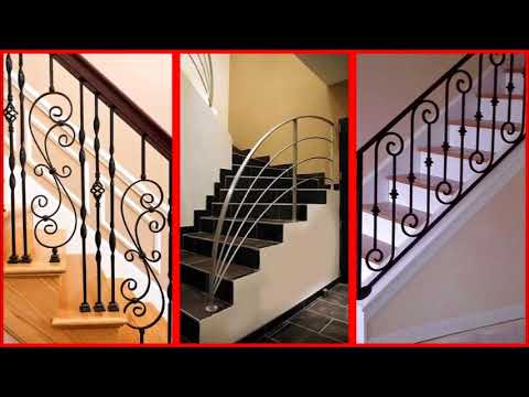 Staircase Grill Designs Youtube