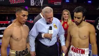 LA Fight Club: Emilio Sanchez vs Christopher Martin (FULL FIGHT)