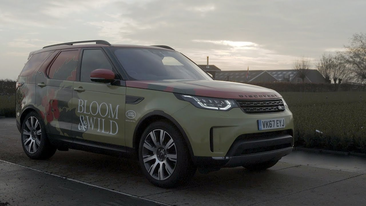 New Land Rover Discovery >> 2018 Land Rover Discovery Commercial (UK) - YouTube