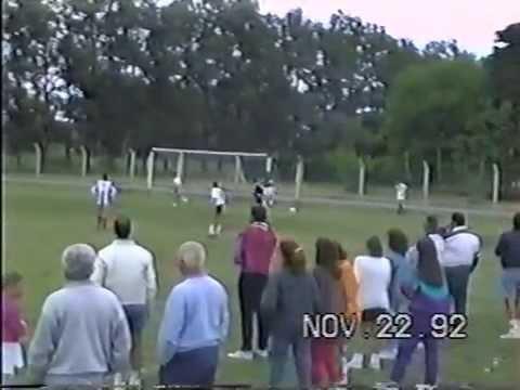 LAS LAJAS PAPY FUTBOL AÑO 1992
