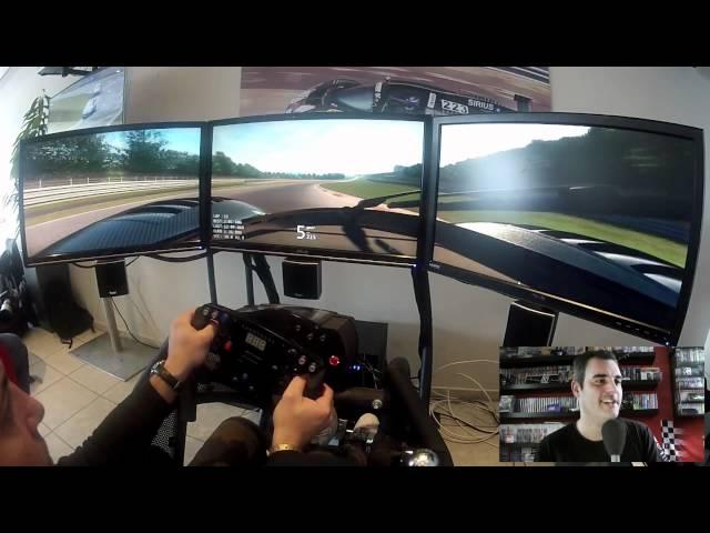 Assetto Corsa Gameplay - Nurburgring F1 Circuit