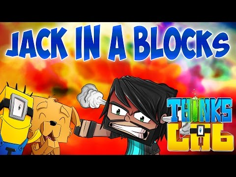 Minecraft Mods : Think's Lab - Jack-In-A-Box Block Samples! [Minecraft Roleplay]