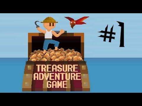 Treasure Adventure Game w/Old World Gamer P1 - A New Beginning!