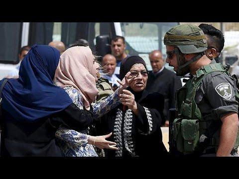 Batı Şeria'da Yine Kan Aktı