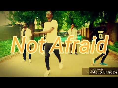 Not Afraid Ktg-(dance)