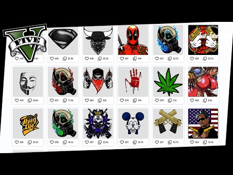 GTA 5 ONLINE: HOW TO GET CUSTOM CREW EMBLEMS TUTORIAL (ROCKSTAR SOCIAL CLUB)