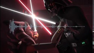 Star Wars Rebels - It's Over Now Audio Cue