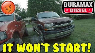 my-duramax-won-t-start