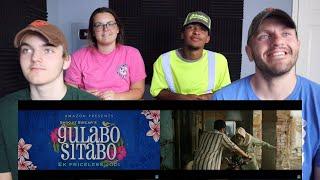 Gulabo Sitabo - Official Trailer REACTION! | Amitabh Bachchan, Ayushmann Khurrana | Shoojit, Juhi
