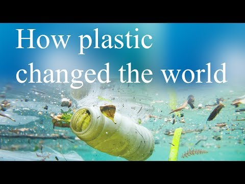 Plastic / plastic materials /plastic in the ocean