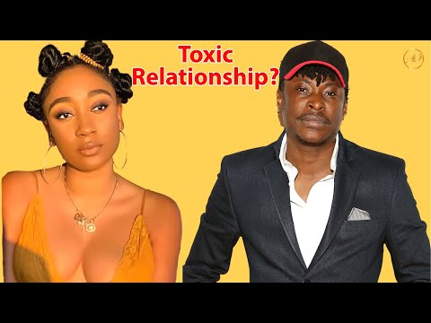 Download Full Details Of How Jeta Amata & Ex-wife Mbong's Loving Relationship Got Sour