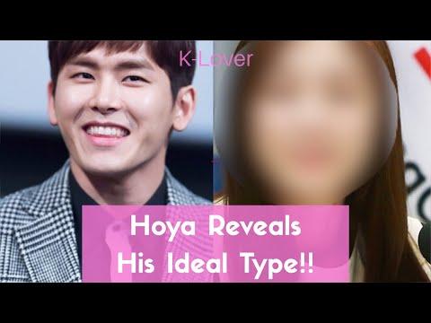 "Infinite's Former Member Hoya Reveals His Real Ideal Type: ""I felt like I was lying to....."""