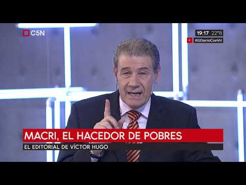 El editorial de Víctor Hugo 01/04/2019