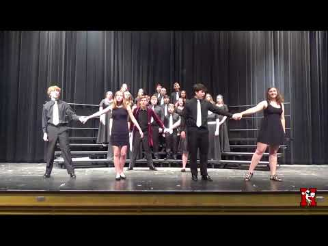 The Greatest Show   Honesdale High School Chamber Choir