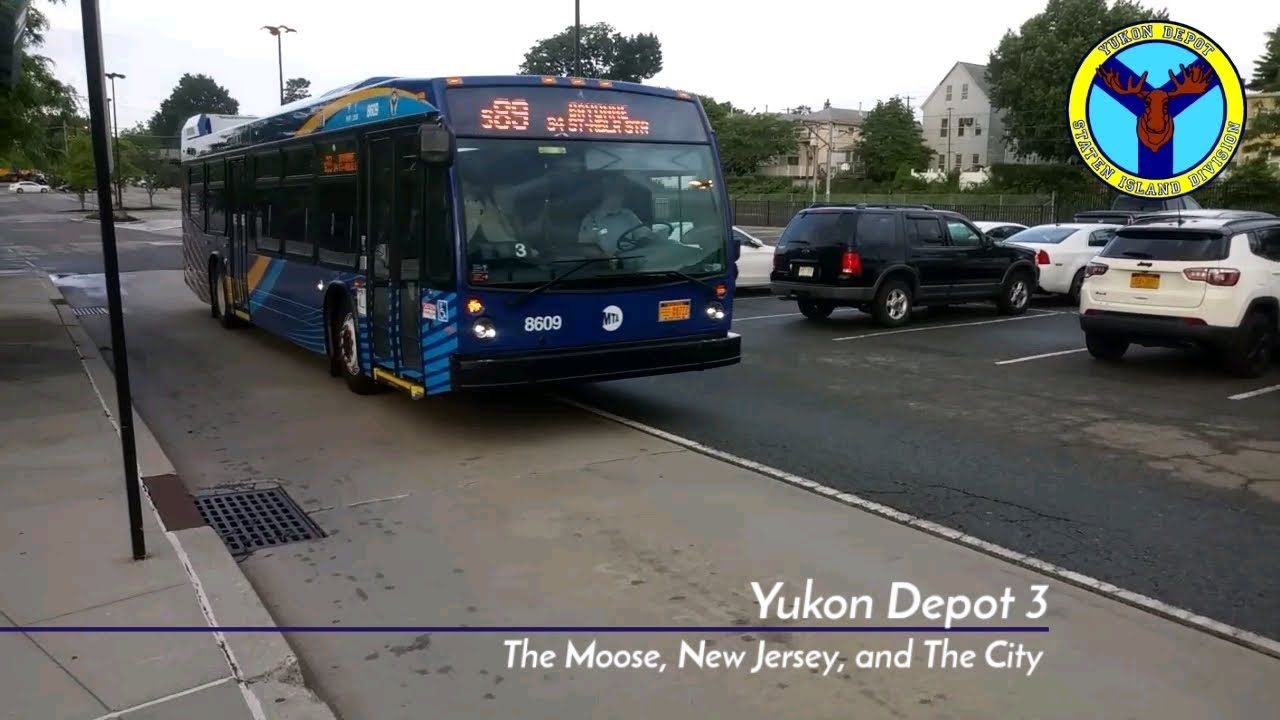 #shadowproductions85 #MTA SoT s2-4 Yukon Depot 3: The Moose, New Jersey,  and The City