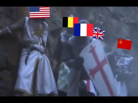 [HOI4] Germany vs the Allies and Comintern