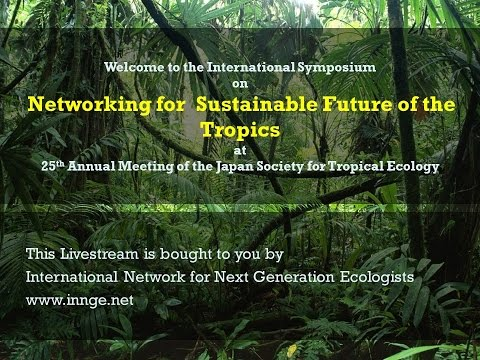 Networking for Sustainable Future of the Tropics