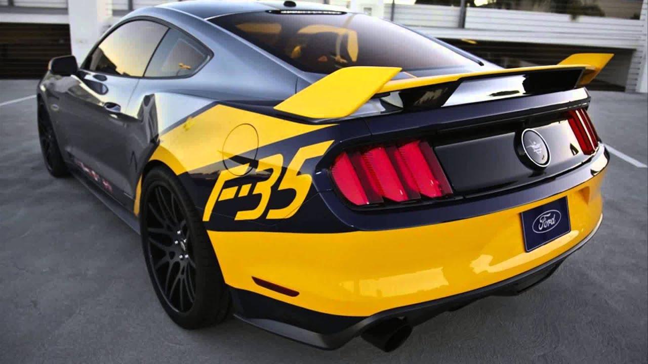 2015 ford f35 lightning edition mustang gt