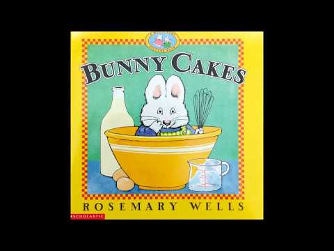 Bunny Cakes Read Along