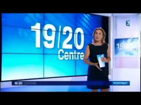 19/20 France 3 interview Francis Mahiout - L'espérance comme horizon