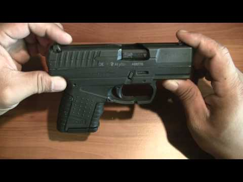 Walther Pps 40 Sw Youtube