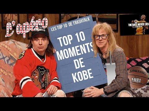 Top 10 Moments de Kobe Bryant