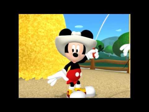 Disney Junior España | La Casa de Mickey Mouse | Mickey Mousejercicios: Saltar a la comba