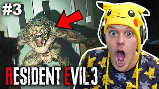LET'S PLAY - RESIDENT EVIL 3 REMAKE #3